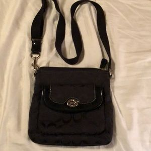Coach cross body bag - Black